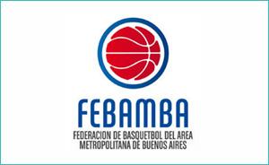 Federación de Básquet del Area Metropolitana de Buenos Aires – (FeBAMBA)